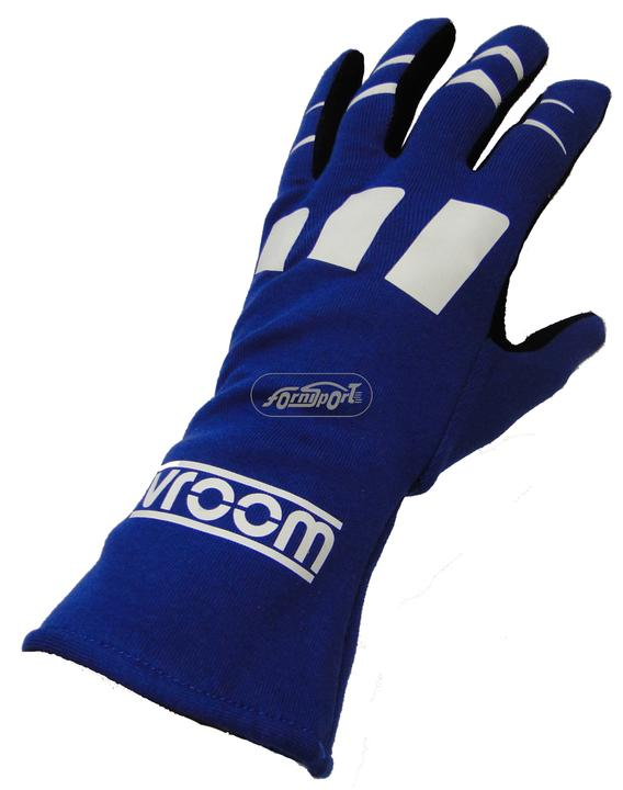 Guantes  Vroom.  Azul L  Especiales Lar