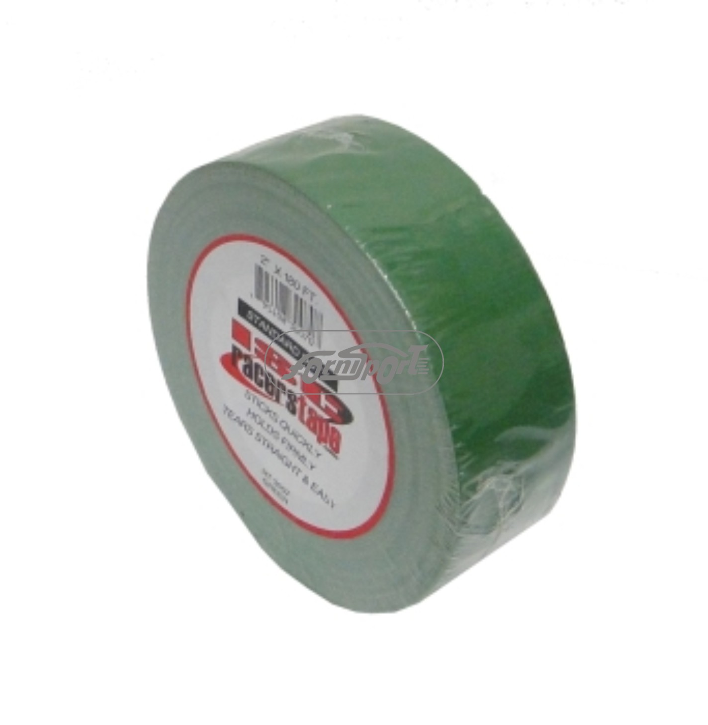 Cinta Duc Tape  COLOR VERDE - 50 Mts *
