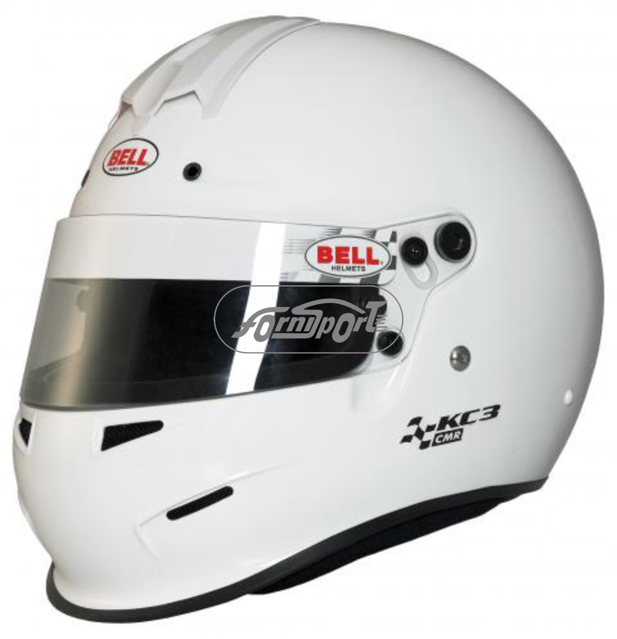 Casco FIA BELL Integral Hom.  KC3 T53