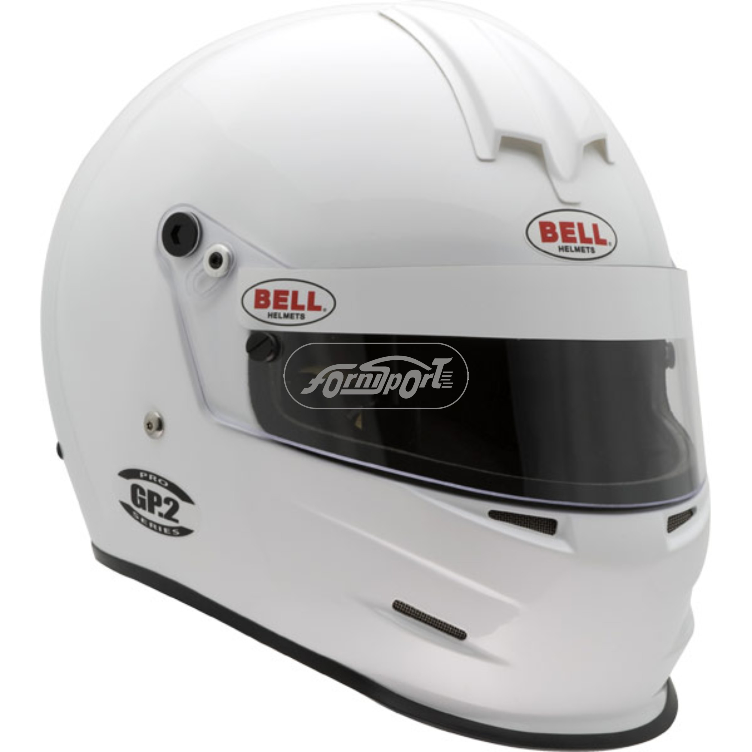 Casco FIA BELL Integ. Hom. GP2  T57
