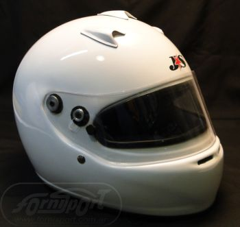 Casco Integral  J*S Racing  T 53 A 5 Sin Aleron