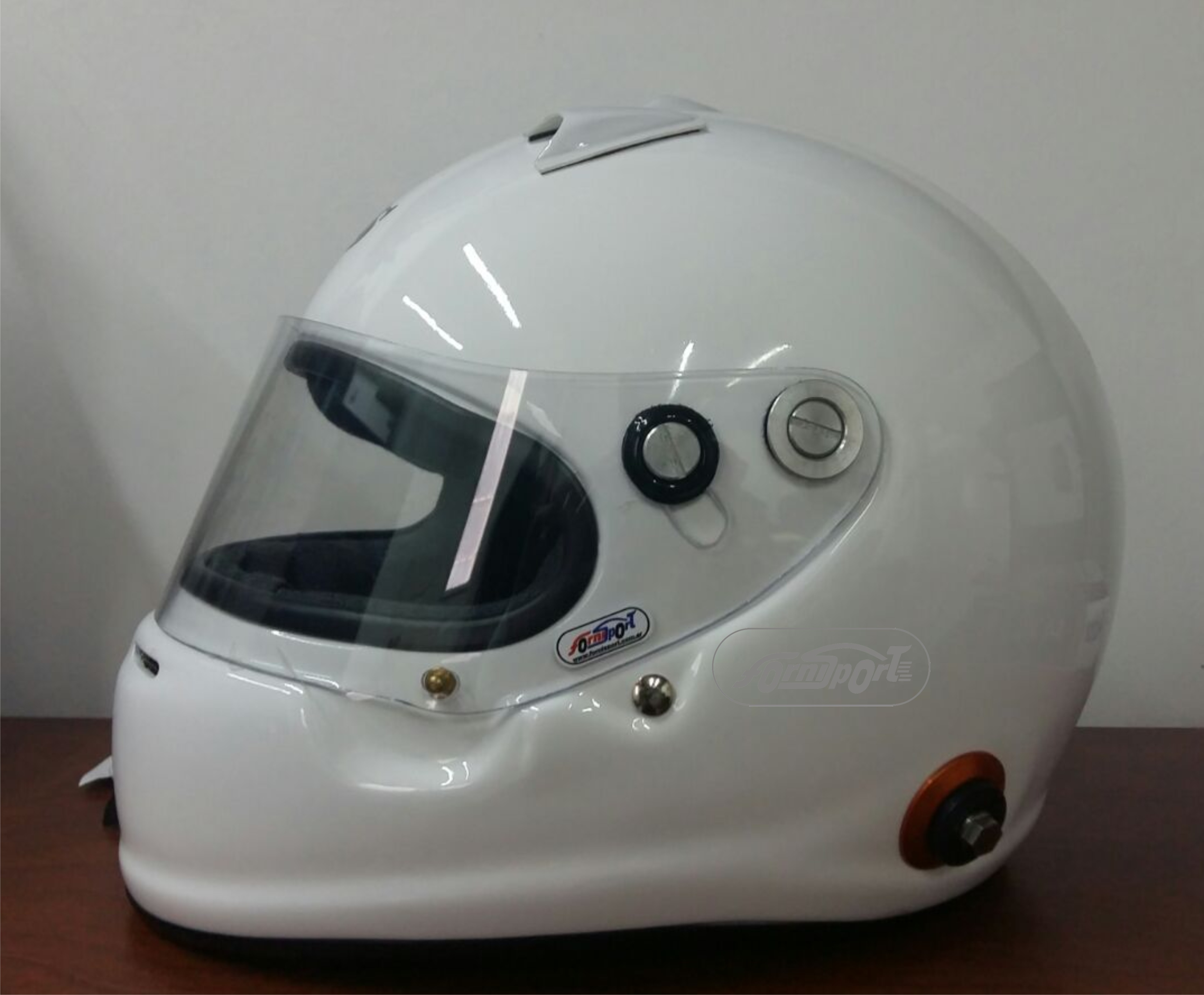Casco Integral  J*S Racing  T 58 A 6   Sin Aleron