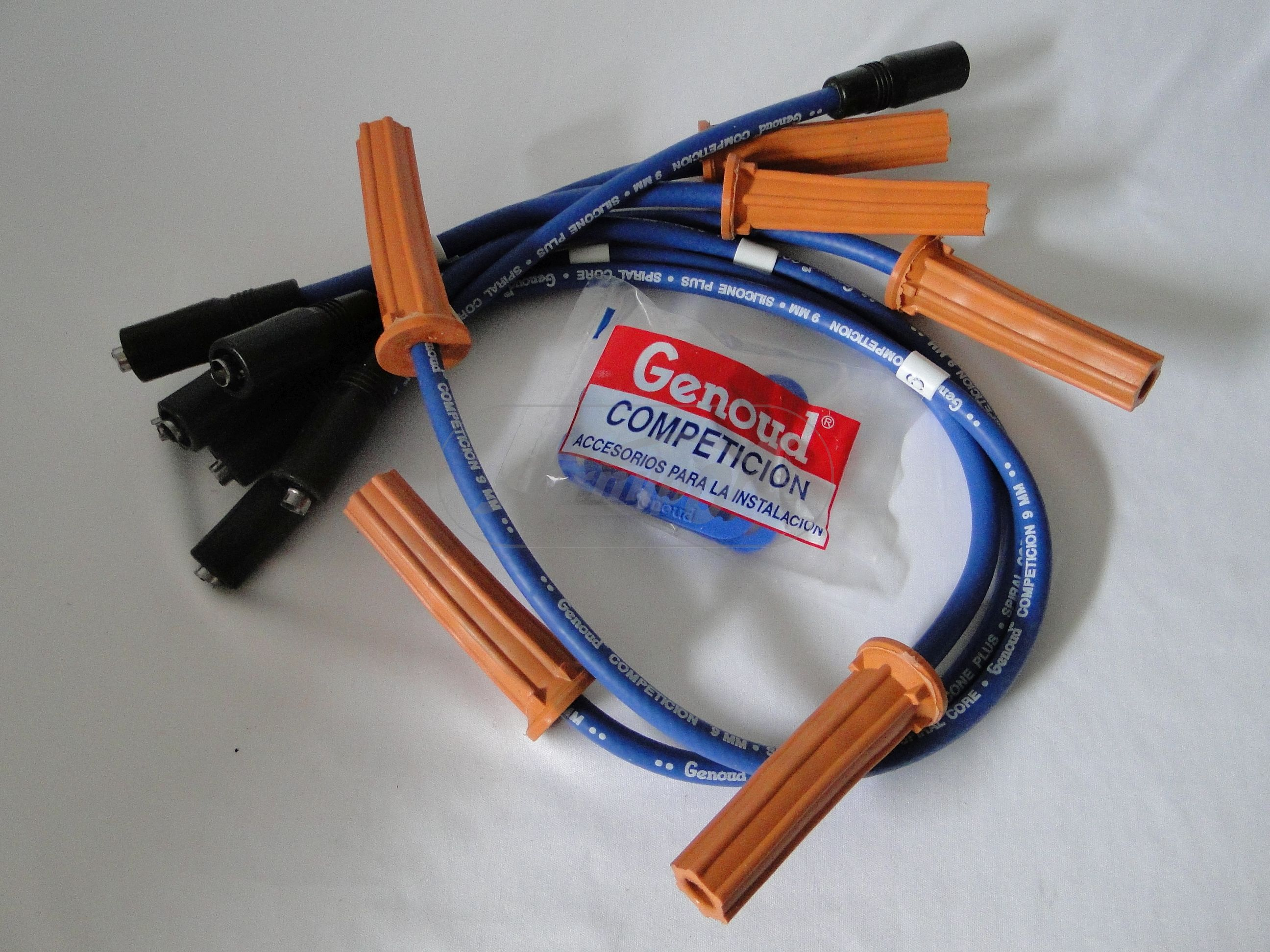 Cable Chevrolet 9mm Genoud