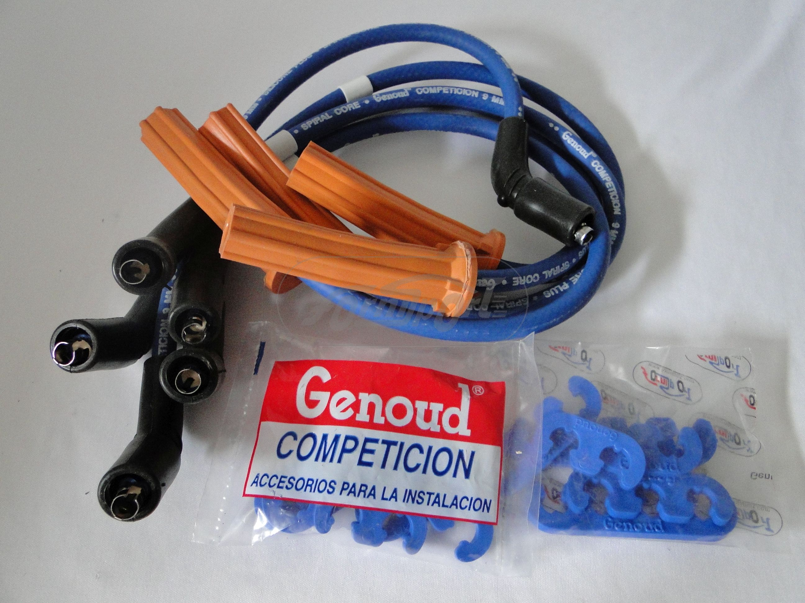 Cable Fiat 600 9mm Genoud