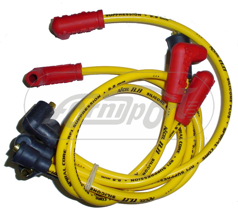 Cable supr. Ford V8 Accel