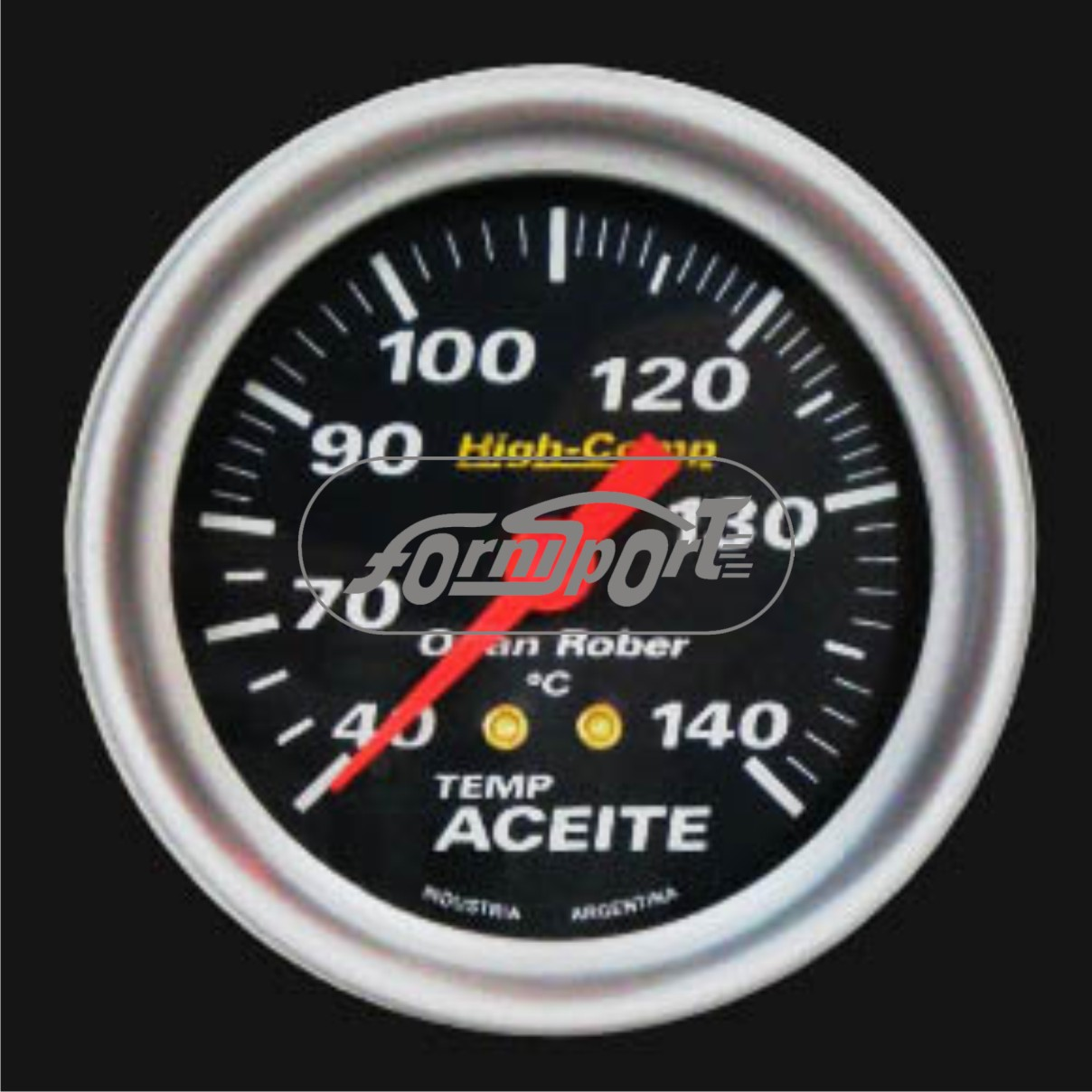 Marcador Temp Ace 66 mm N O.Rober